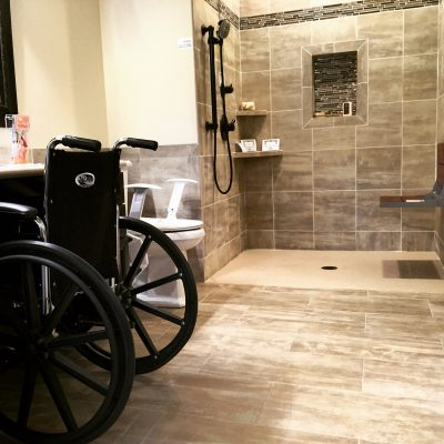 Bathrooms - Home Re/novations for the Elderly