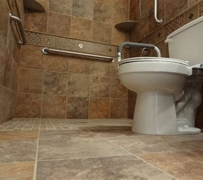 Bathroom Home Improvement and home renovation for Seniors