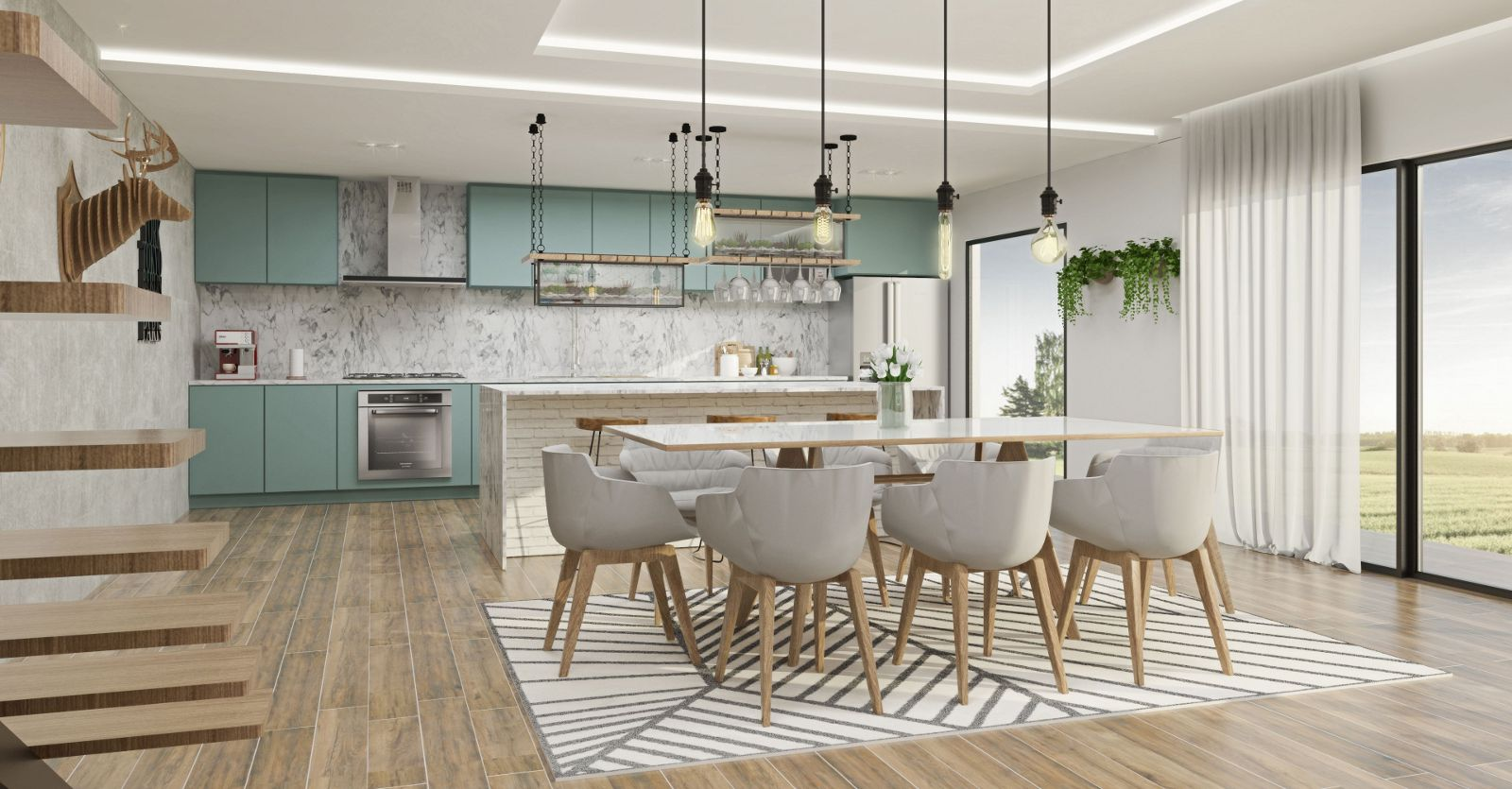 accessibility - how to modernize your home - aging in place kitchen