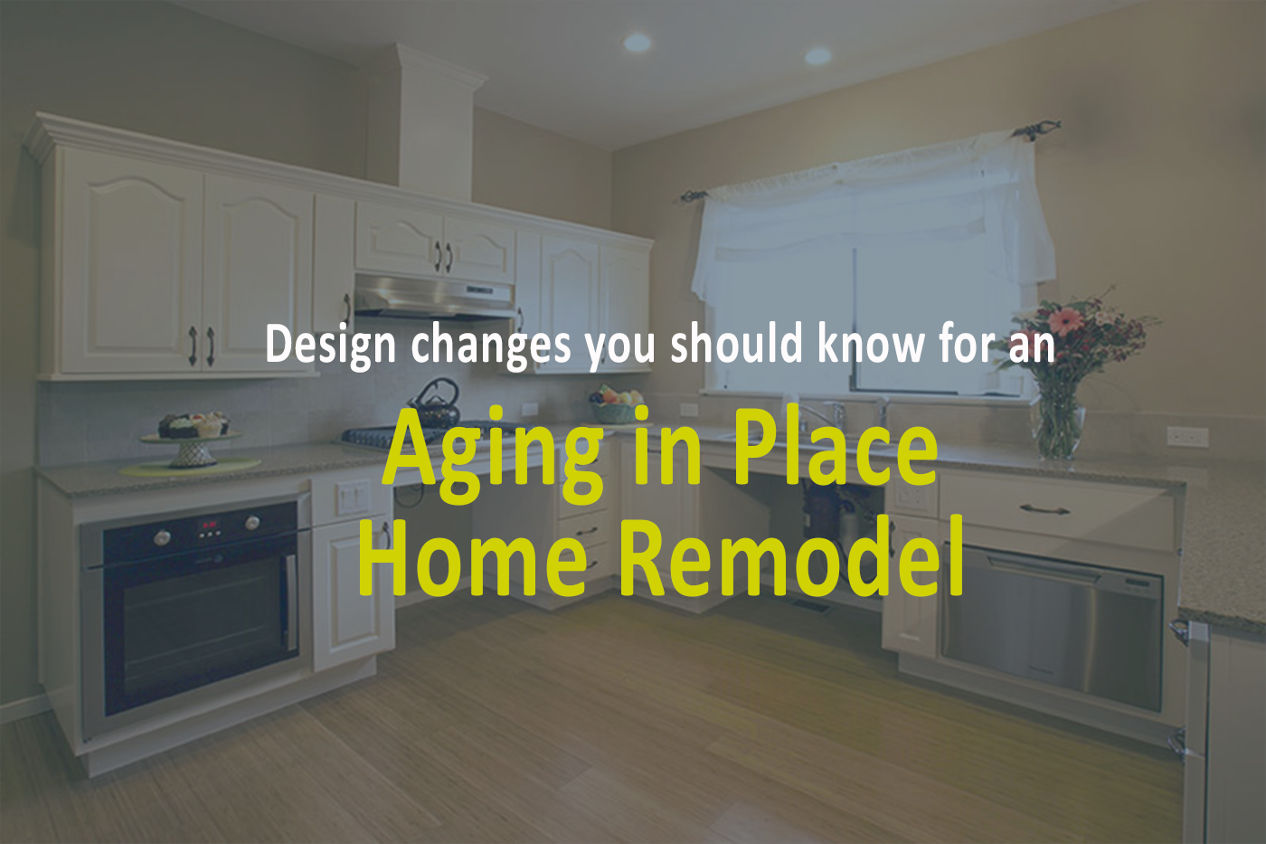 Aging In Place Remodel Home Remodeling Contractors
