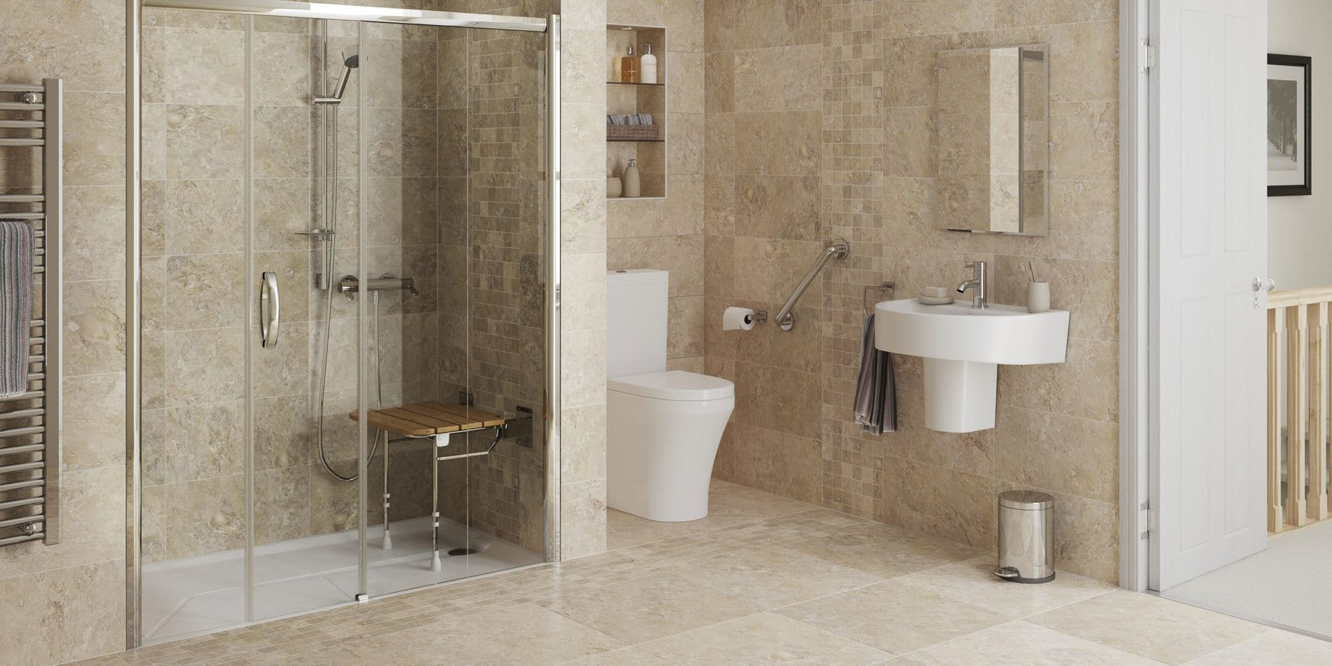 An Essential Guide To A Handicap Bathroom Remodel