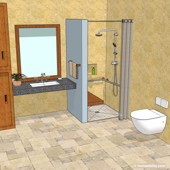 Planning Your Accessible Bathrooms