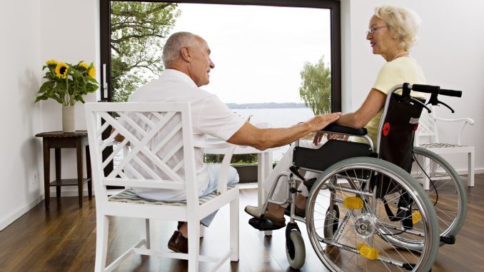plan to live in place with a disability