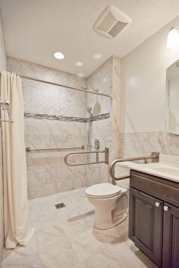 Aging In Place Bathroom Design: Bathroom Remodeling