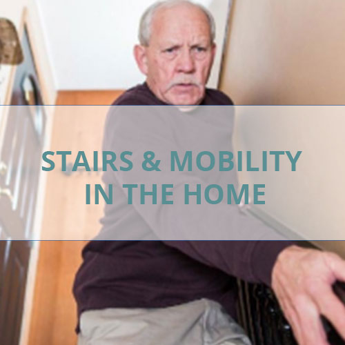 home accessibility, stairs and lifts